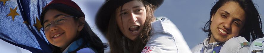 scout d'europa sezione femminile