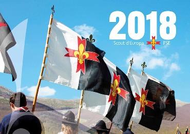 Calendario Cattolico.Calendario Scout 2018 Associazione Italiana Guide E Scouts